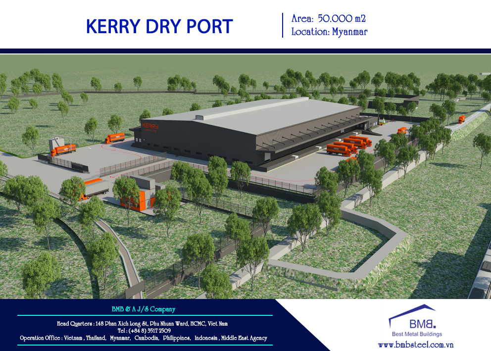 Kerry Dry Port Project
